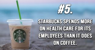 Starbucks, common, knowledge, facts, science, travel
