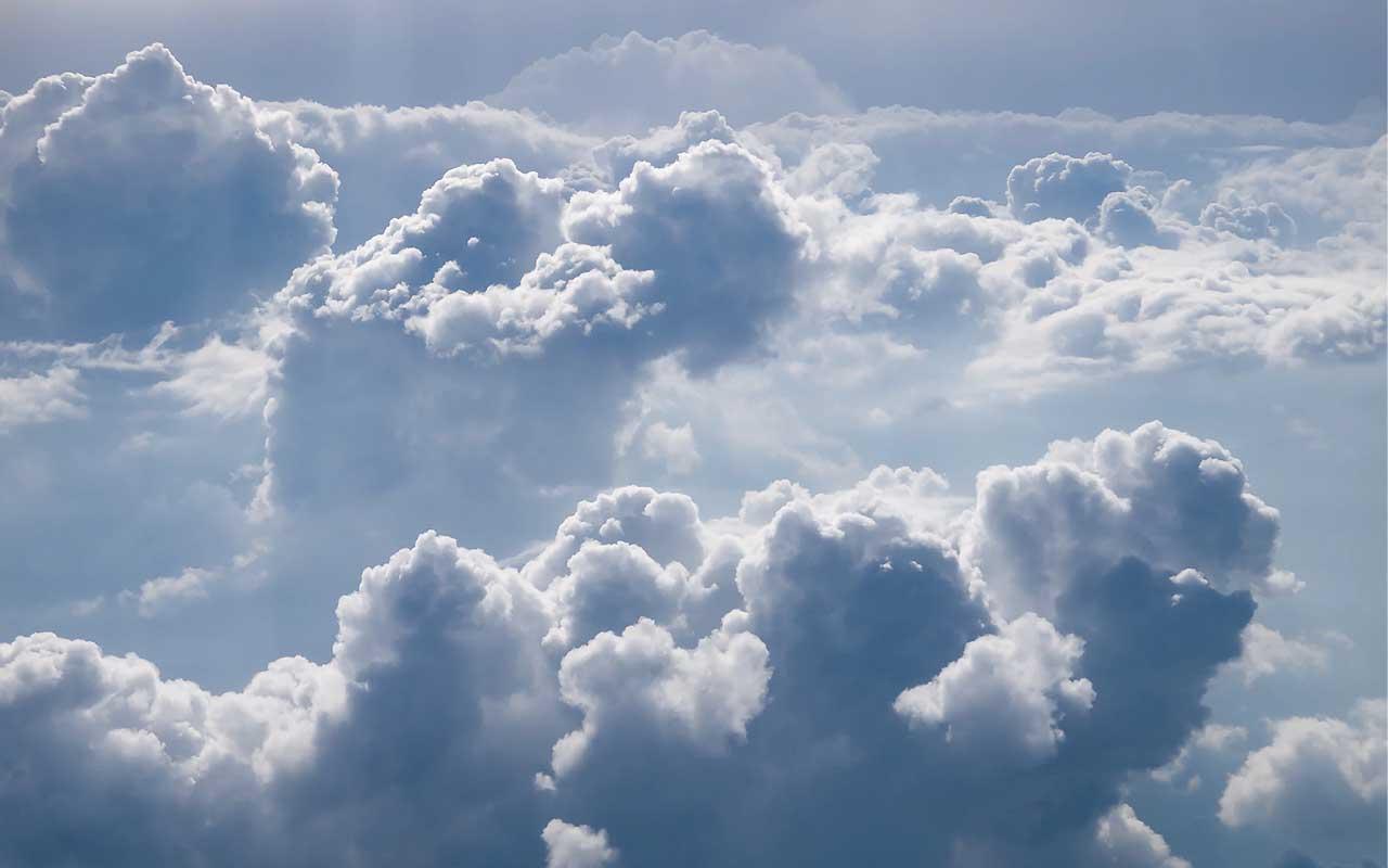 cumulus cloud, facts, weather, smarter, science, elephants