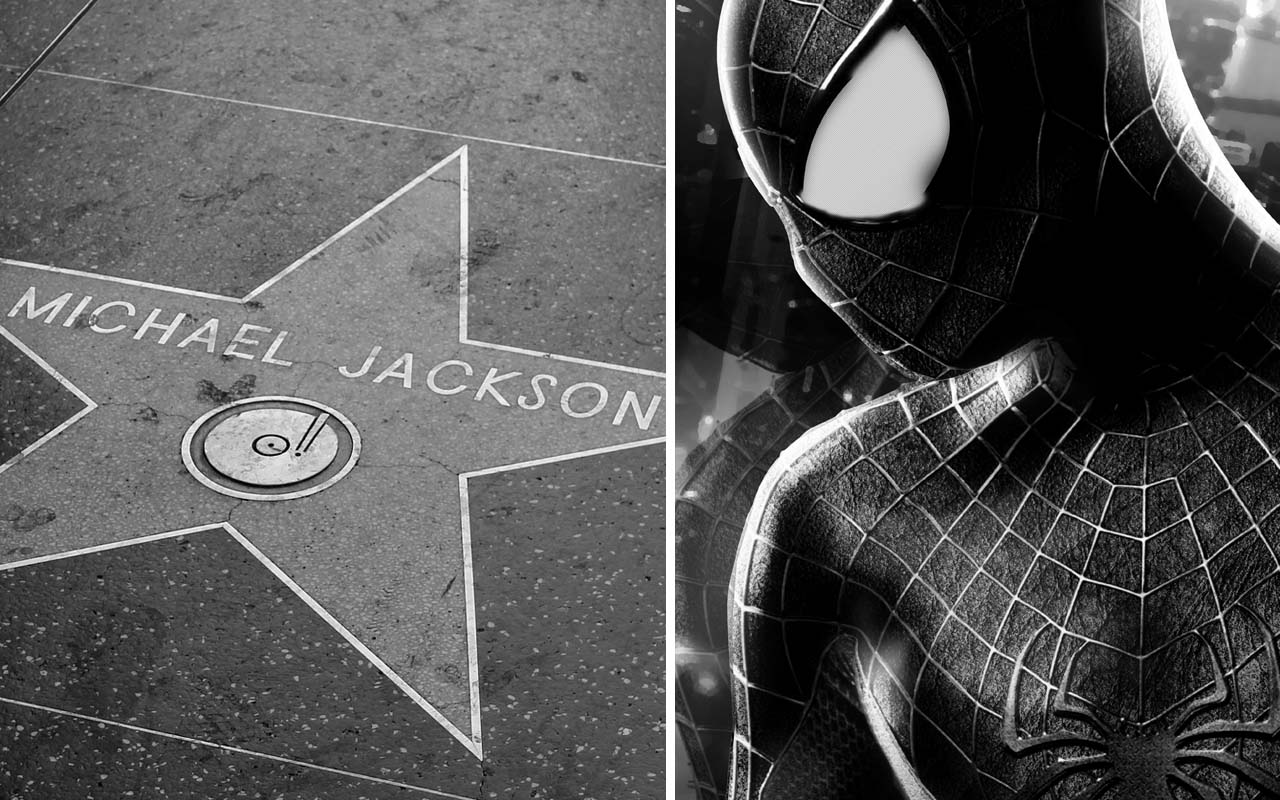 Michael Jackson, Stan Lee, Marvel, Spider-Man, life, history, facts