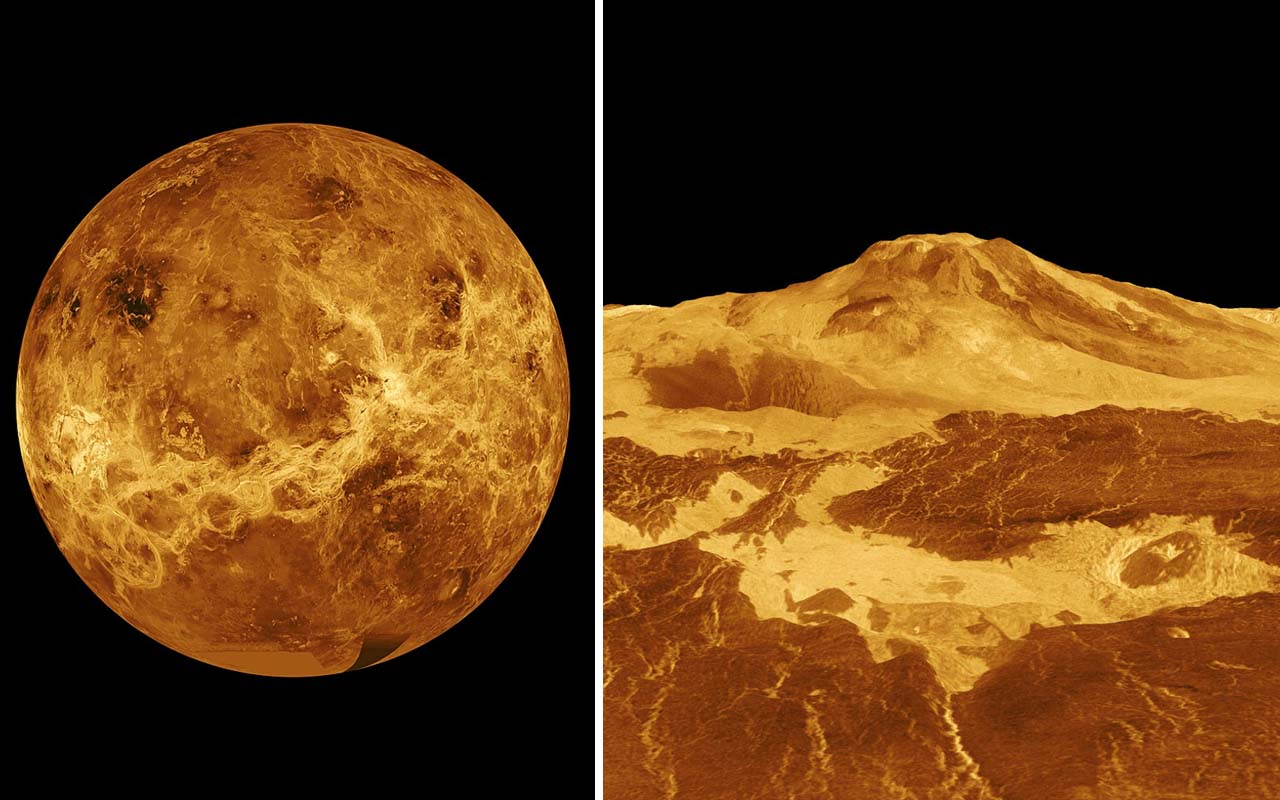 NASA, Venus, planet, solar system, facts, people, space, travel, amuse