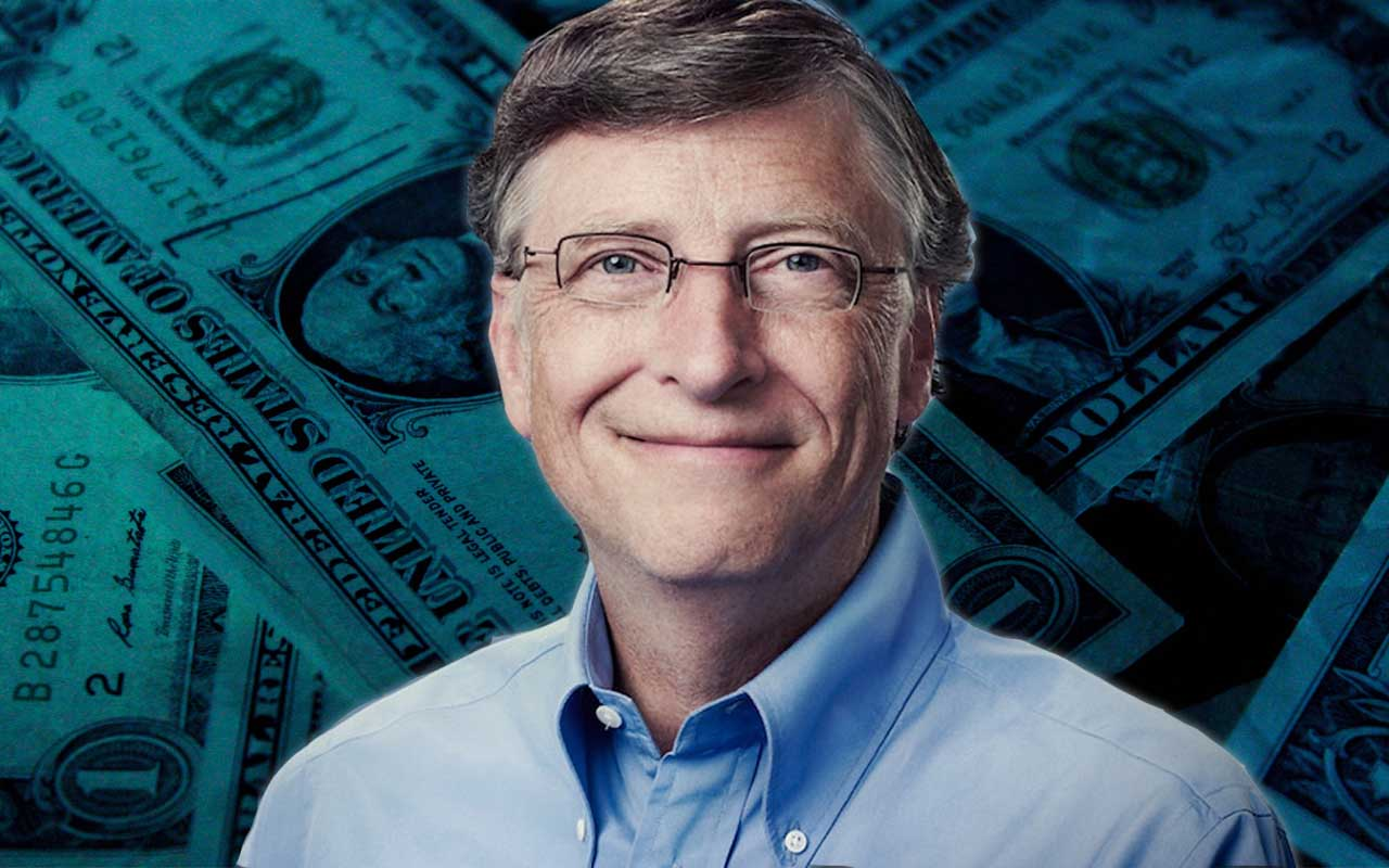 Bill Gates, facts, people, science, life, world, money, change, perspective