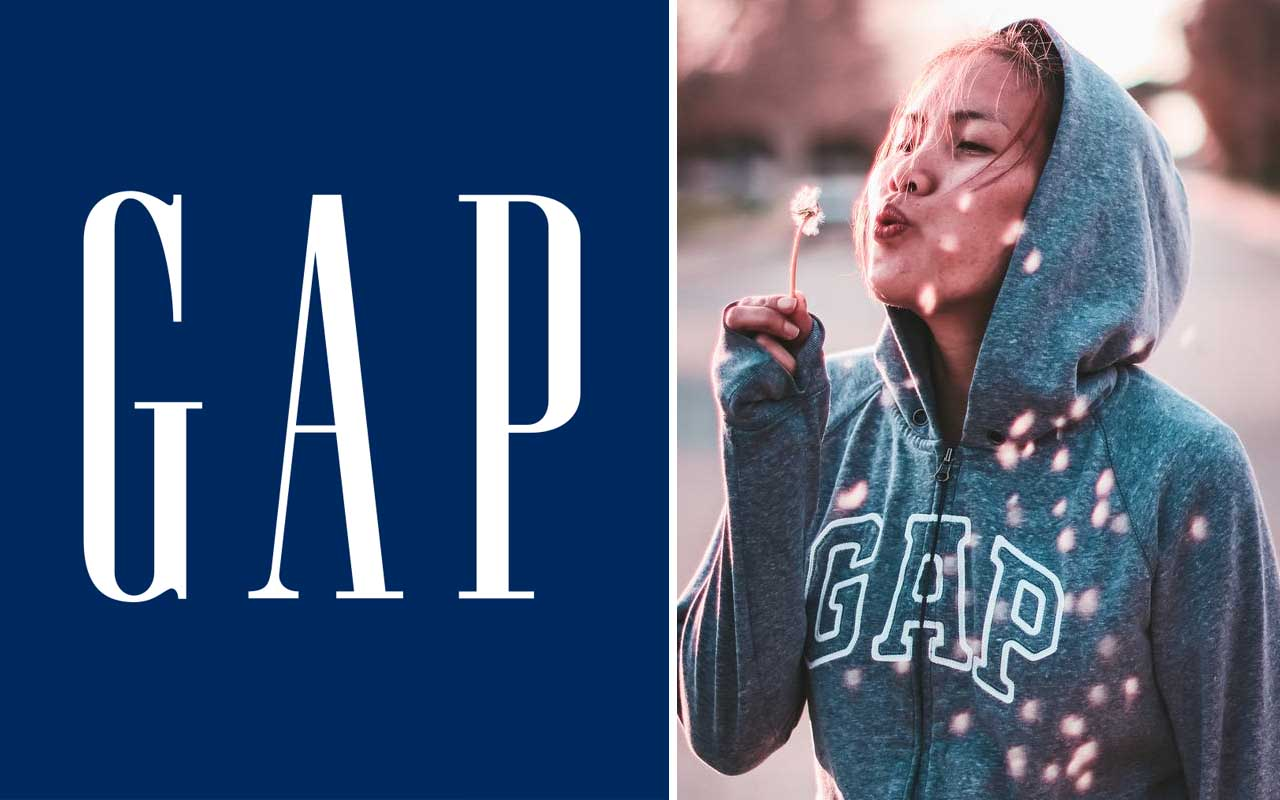 The Gap, sweatshirt, people, life, facts, old, young, generation