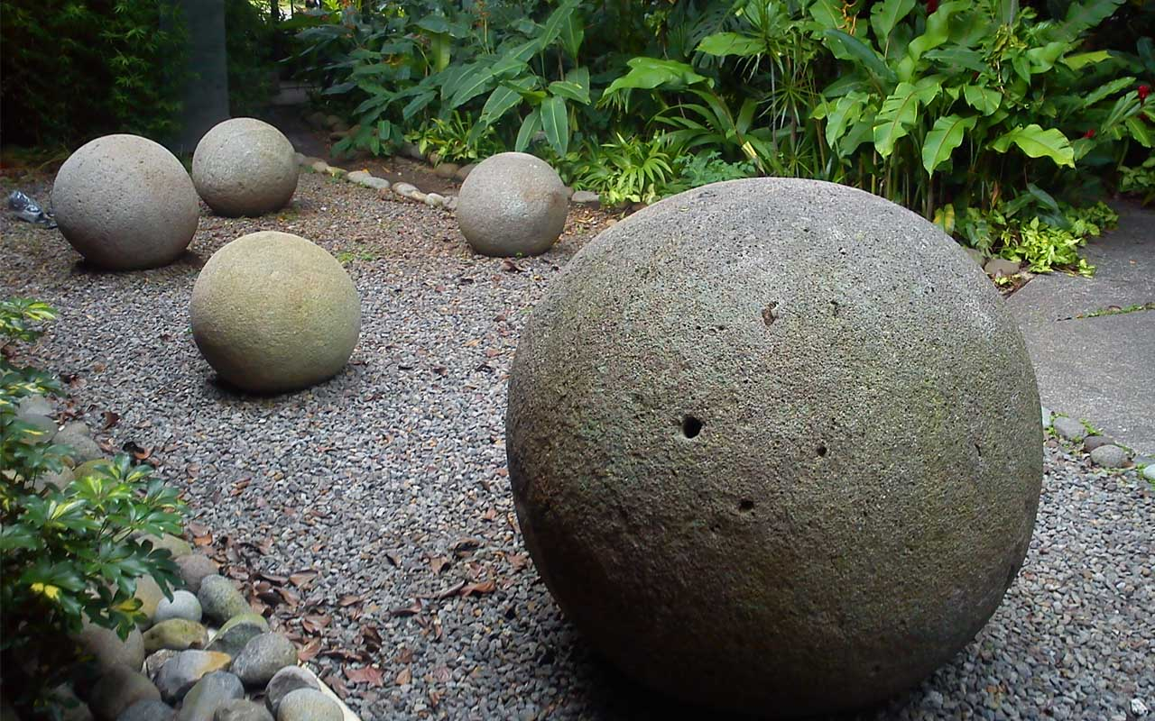 Stone spheres, Costa Rica, findings, facts, science, explanations