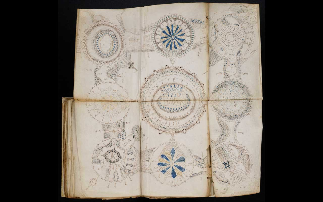 The Voynich Manuscript, code, cryptology, facts, people, science, life, history