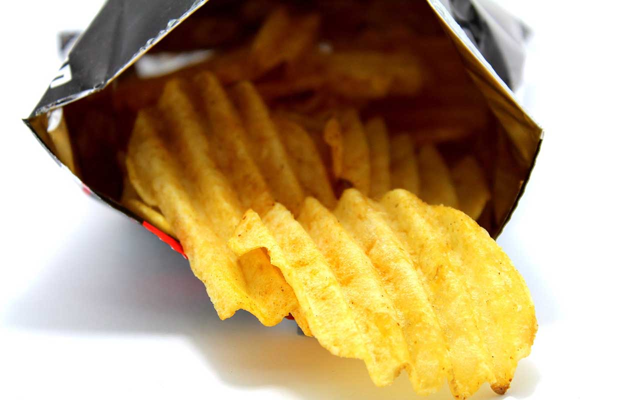 chips, sound, noise, facts, people, life, manufacture, crunchy