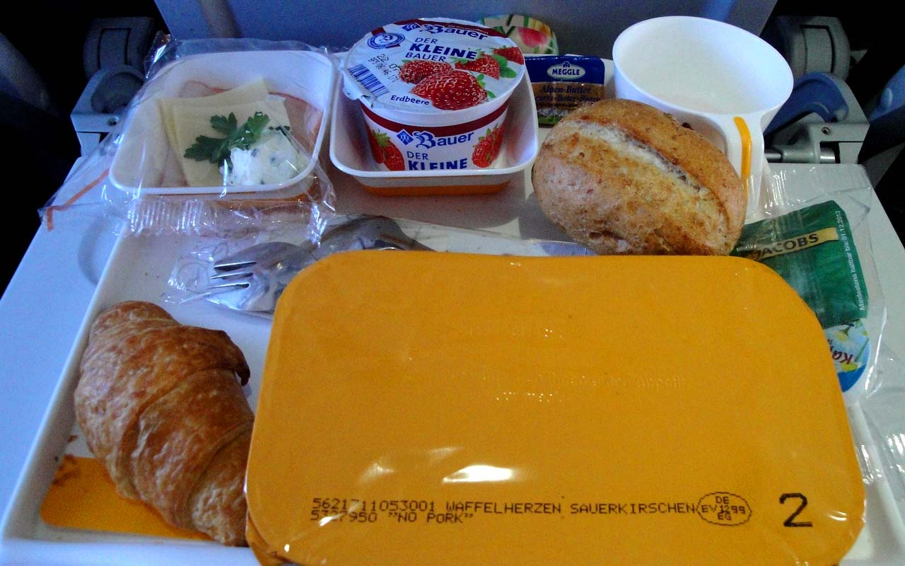 airplane food, facts, taste buds, people, life, facts, science, travel