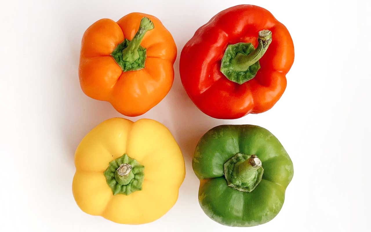 bell peppers, food, facts, people, life, nature, vegetables