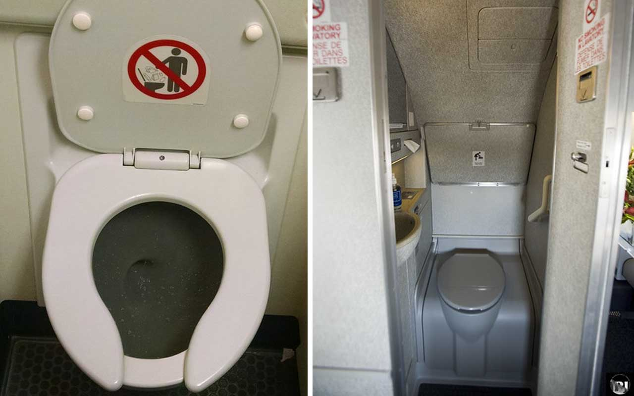 Airplane, secrets, airline, facts, travel, leisure, business, lavatory, locked, unlocked