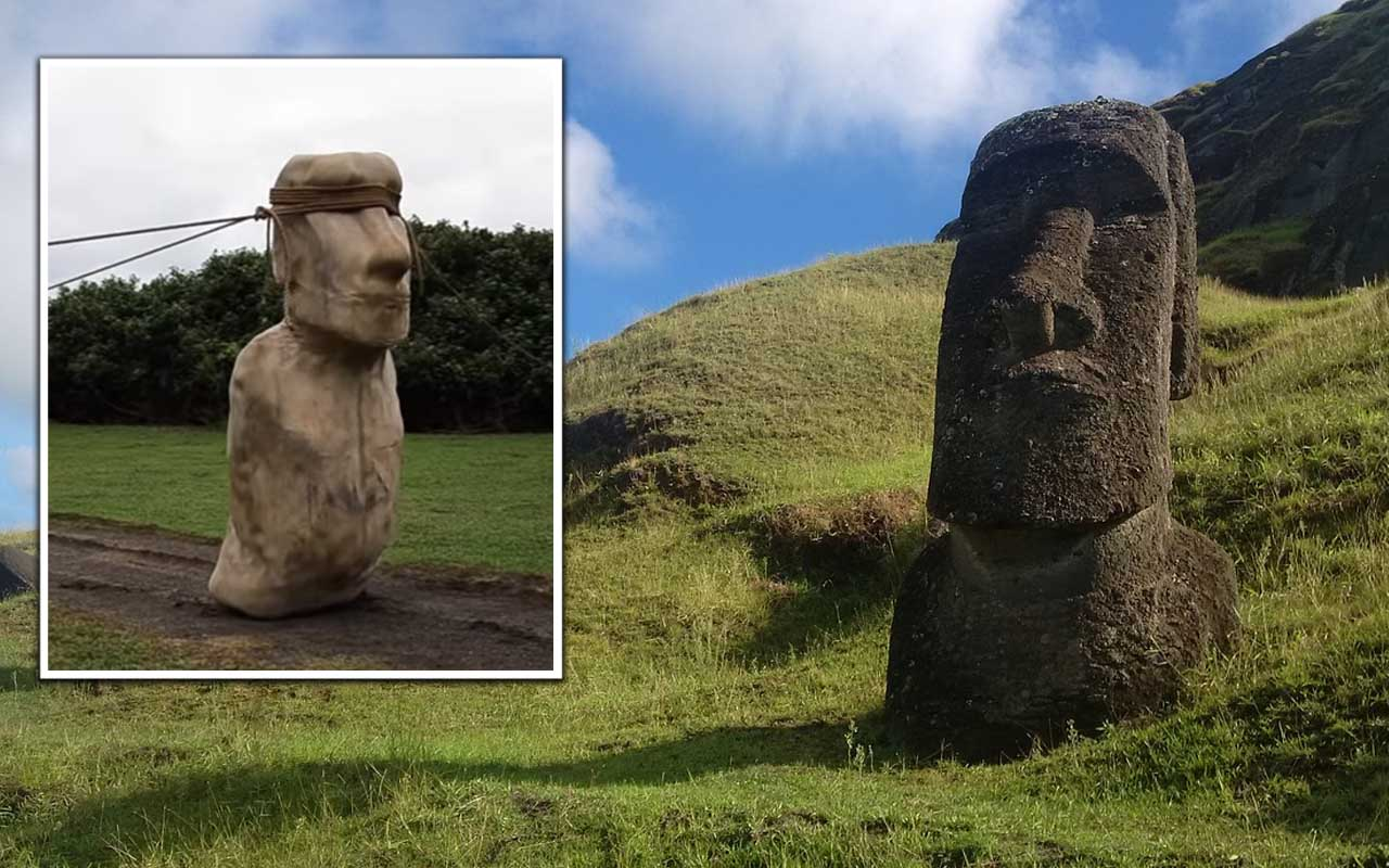 Easter Island heads, facts, history, life, science