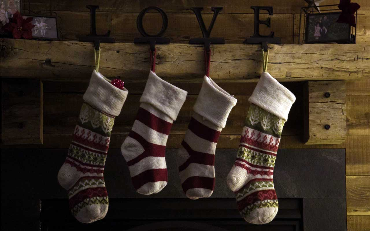 Christmas, facts, holidays, history, Santa Claus, stockings
