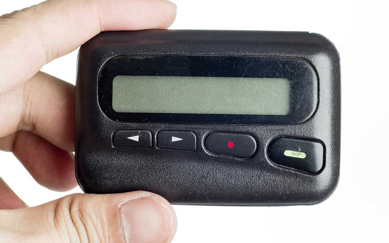 pager, doctors, USA, facts, people, life, science