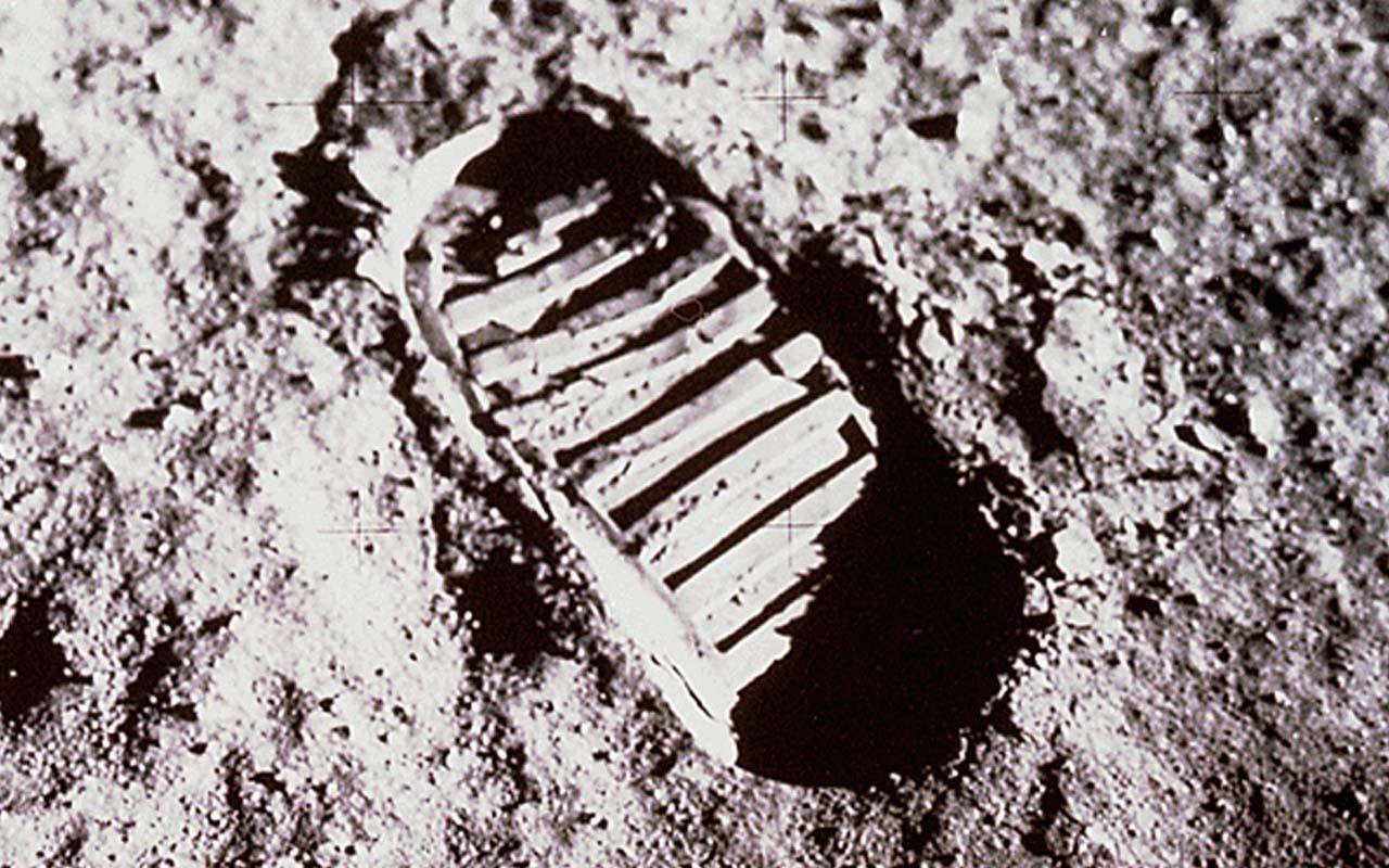 NASA, footprints, facts, science, universe, space