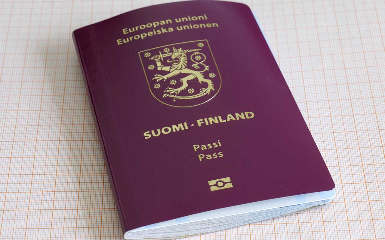 Finnish passport, facts, travel, people, life, adventure, Europe