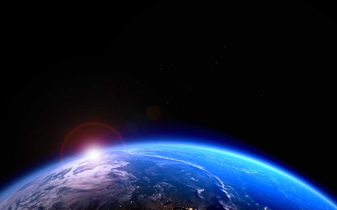 Earth, ozone layer, healing, recovering, facts, space, universe