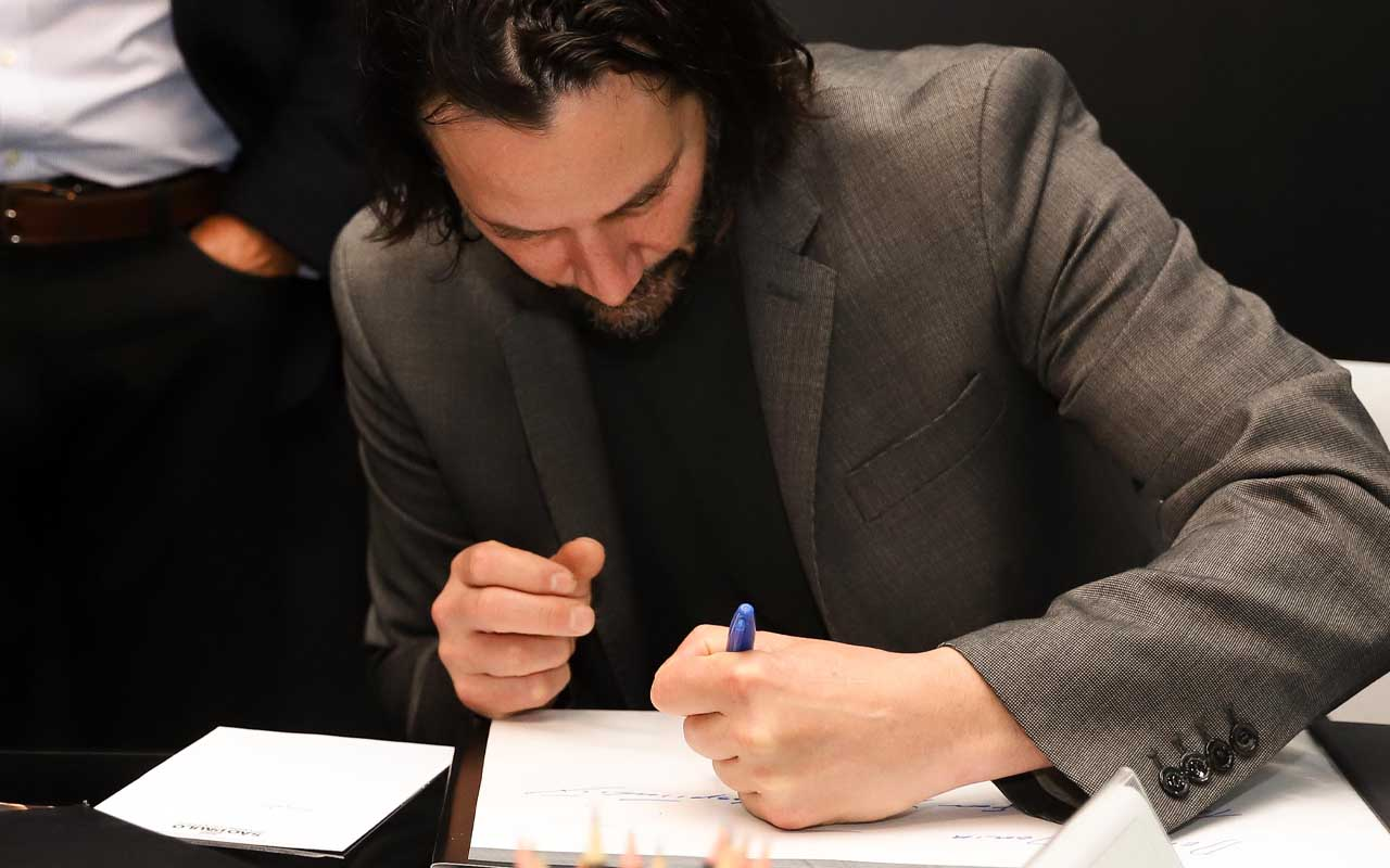 Keanu Reeves, facts, actor, celebrities, life, facts