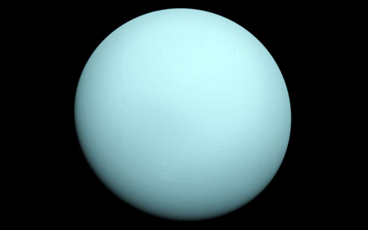 Uranus, planet, seasons, summer, winter, space, universe