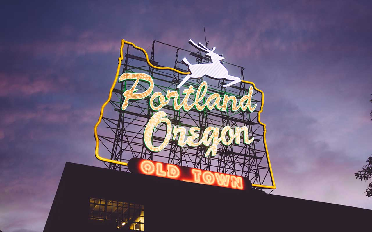 Portland, Oregon, Boston, coin flip, more amazing, facts, life, travel, solo adventure, RV travel