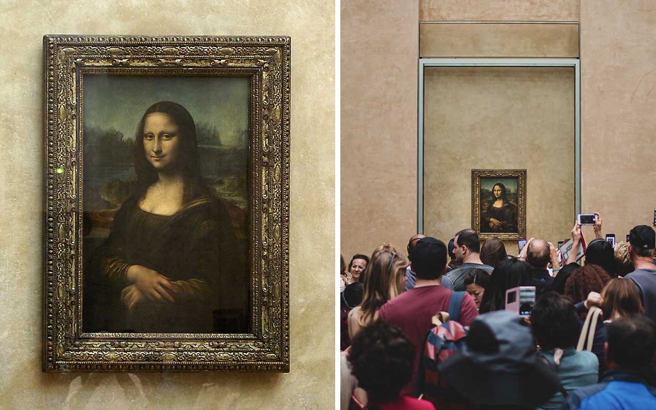 Mona Lisa, Louvre, France, Paris, Italy, Europe, French, life