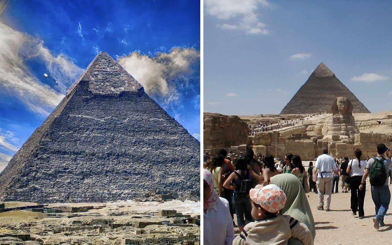 Pyramid, Egypt, Giza Pyramids, facts, life, people, travel, spots