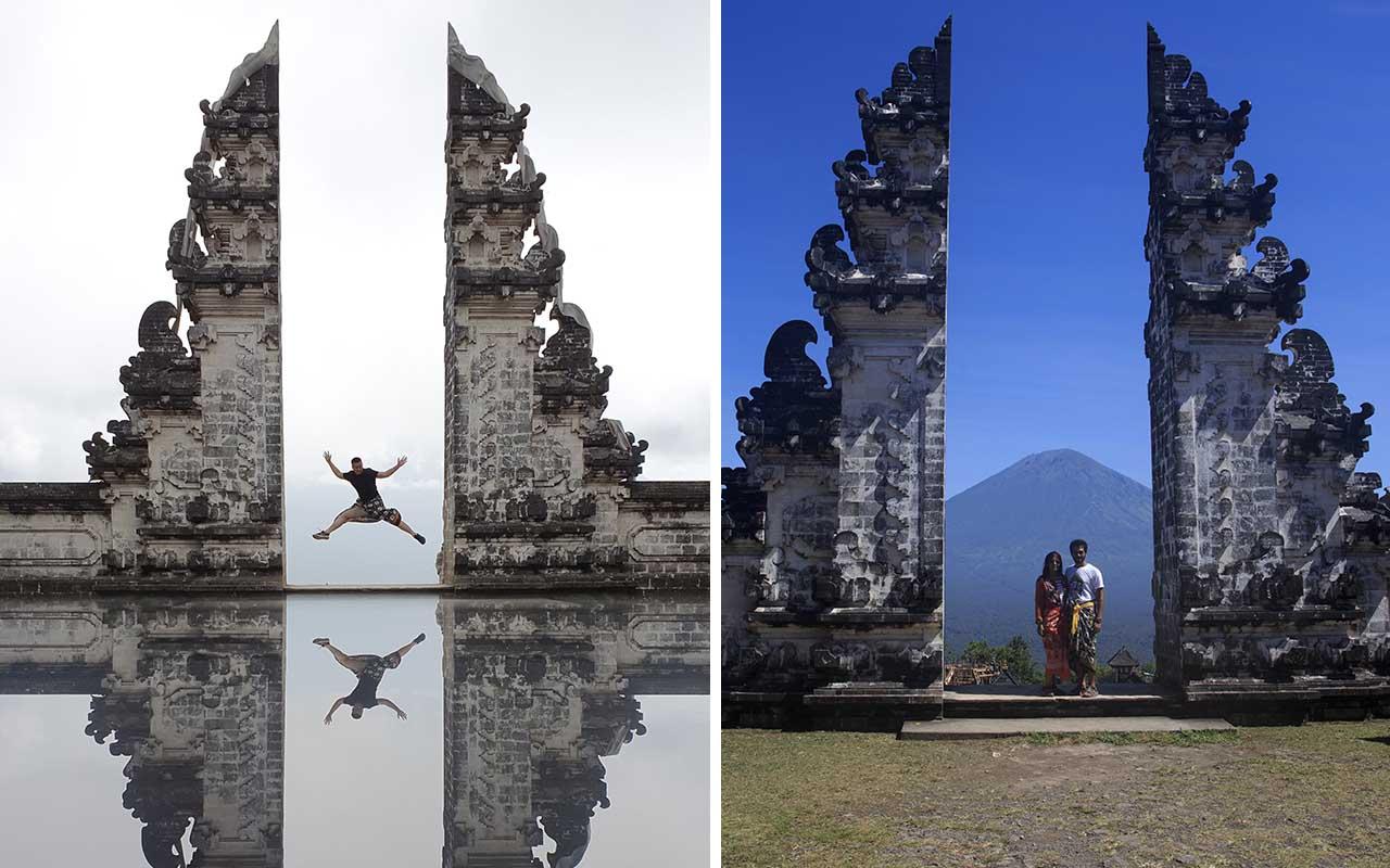 Lempuyang Temple, Bali, Indonesia, travel, vlog, facts, life