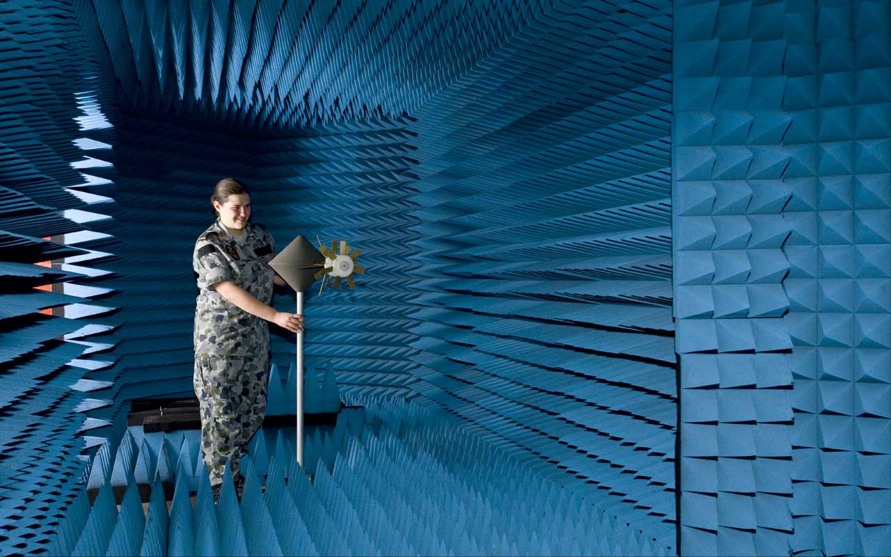 anechoic chamber, room, quiet, heartbeat, facts, people