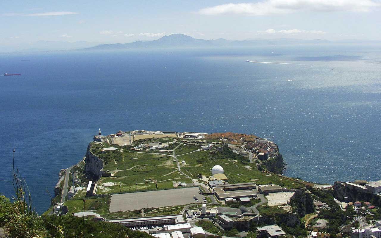 Gibraltar, Mediterranean sea, Spain, Africa, view, landscape, facts, unbelievable