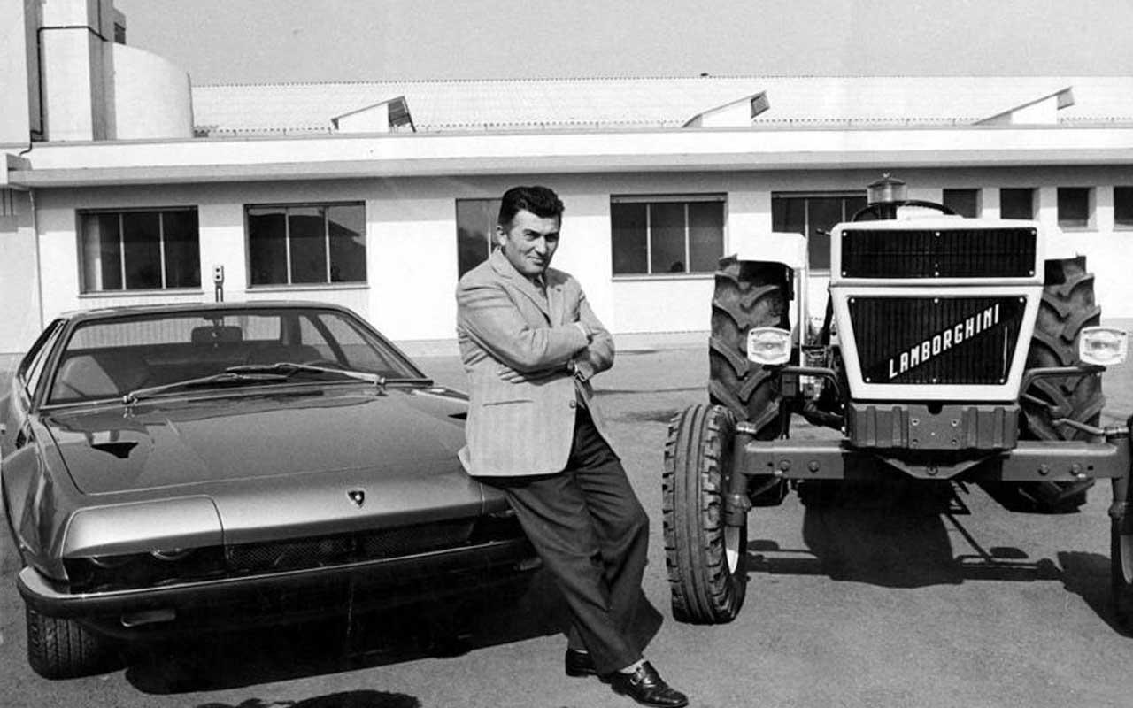 Lamborghini, Ferrari, sports cars, facts, people, history