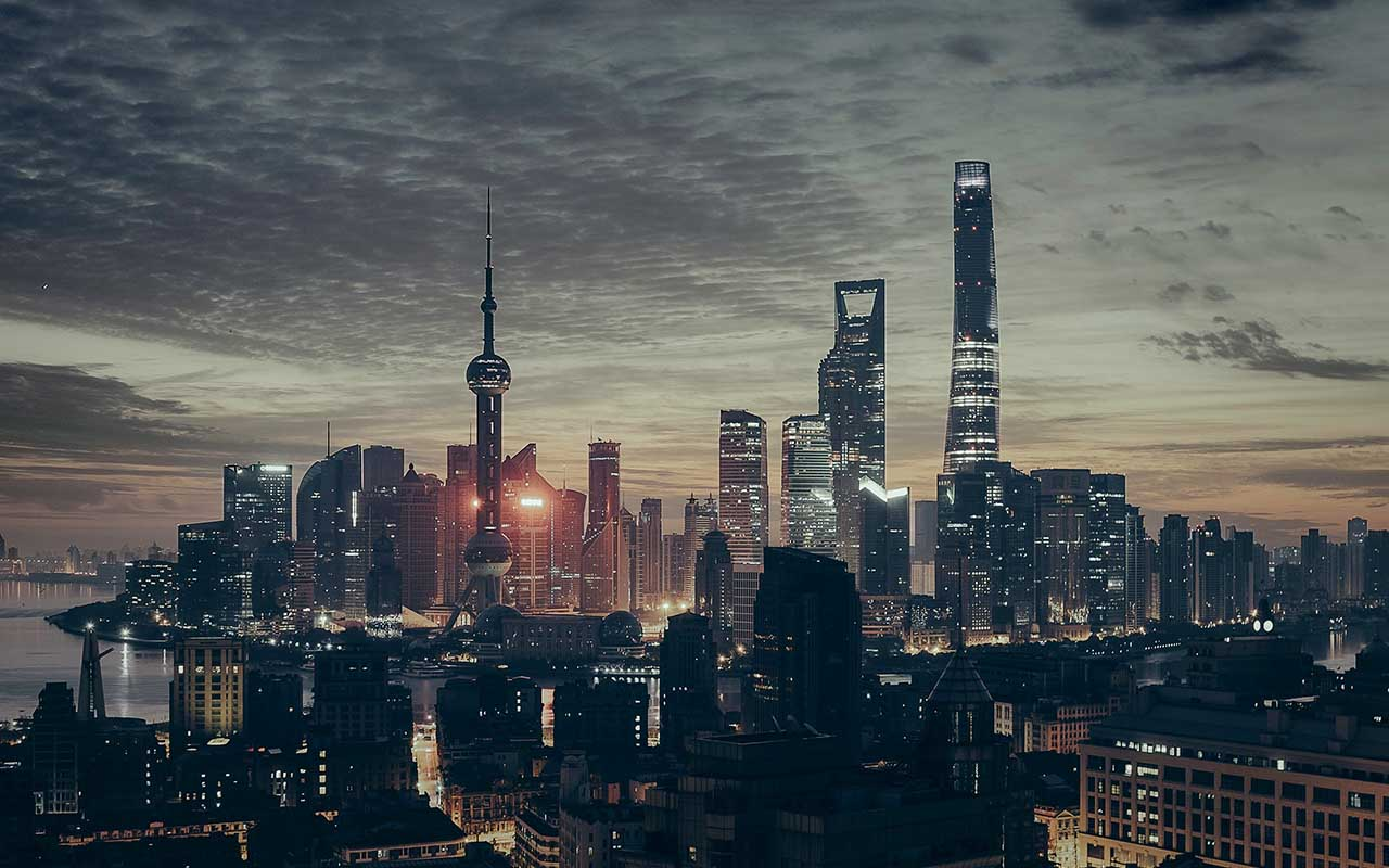 unreal, facts, China, concrete, history, life, people, Shanghai