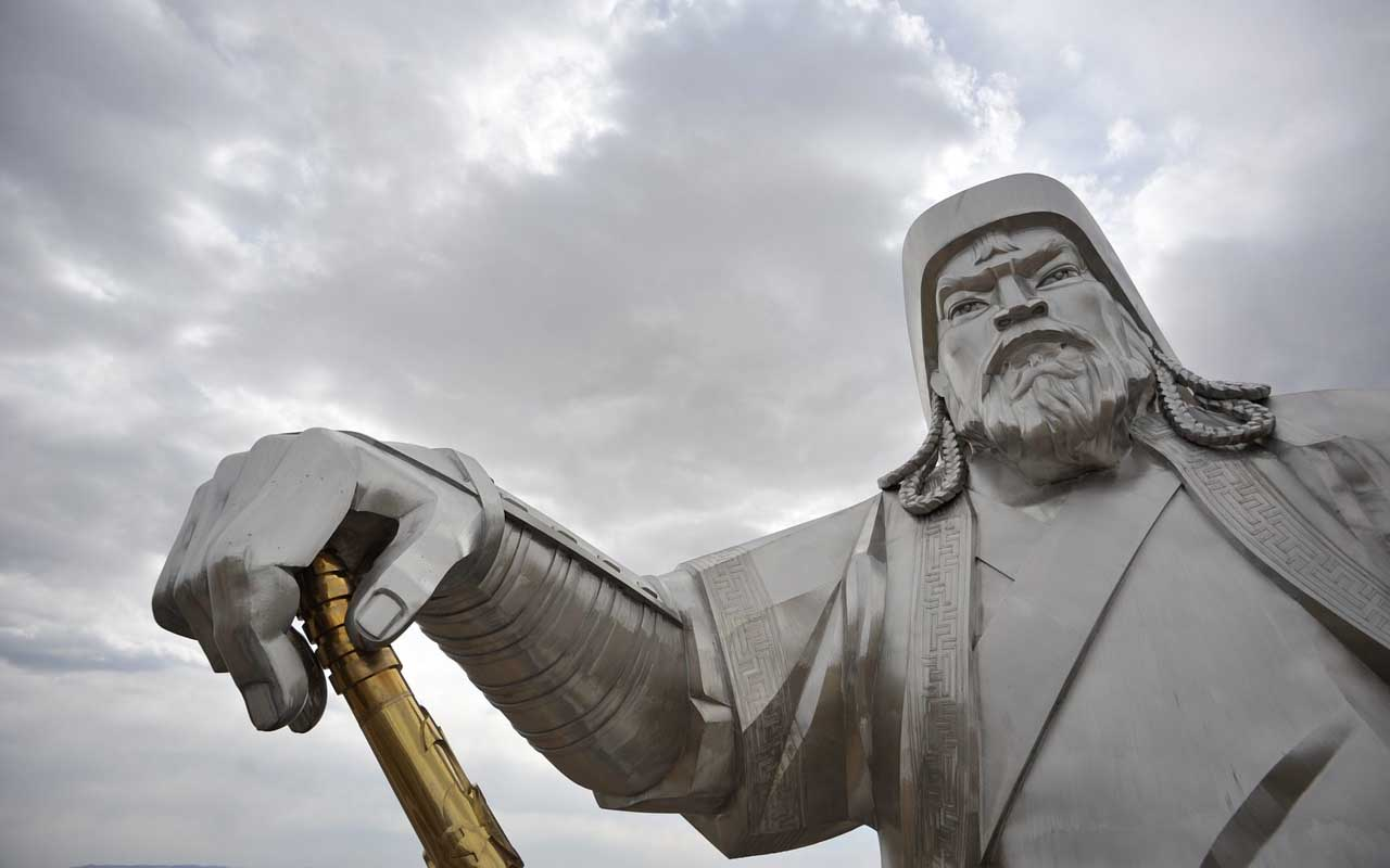Genghis Khan, facts, life, lineage, people, Y chromosome