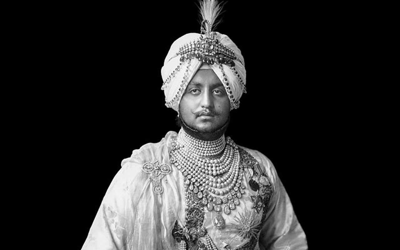 Maharaja of Patiala, Bhupendra Singh, India, Maharashtra, life, facts, history