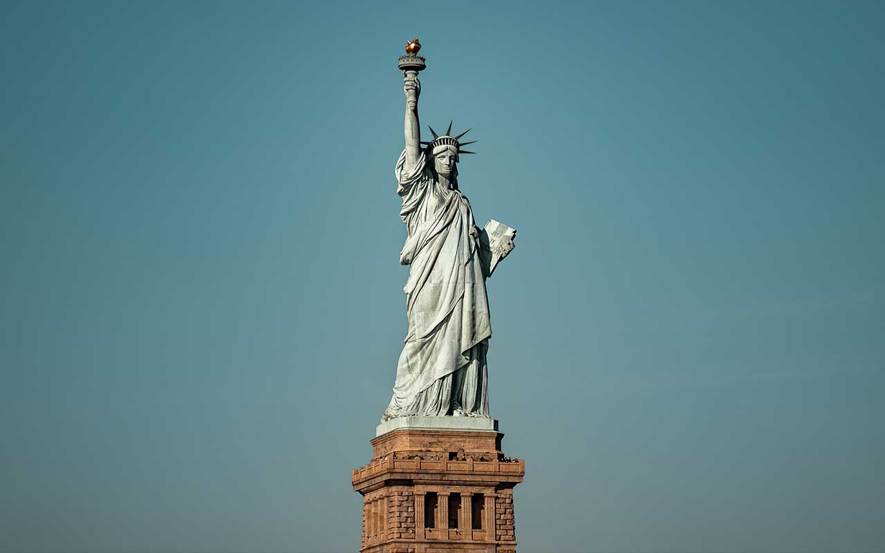Statue of Liberty, facts, science, New York, Brooklyn, United States, weird facts