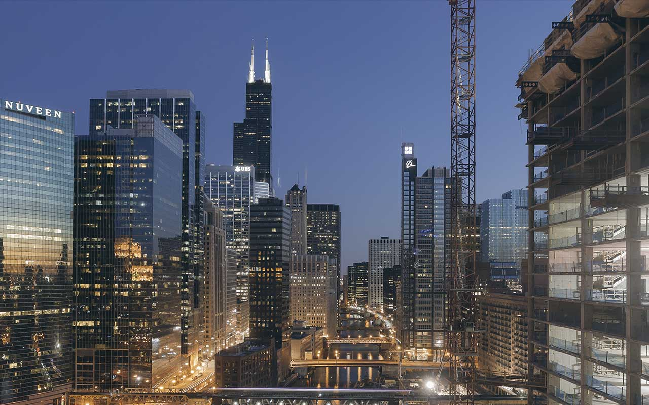 Chicago's Willis Tower, facts, science, buildings, architecture, life, modern