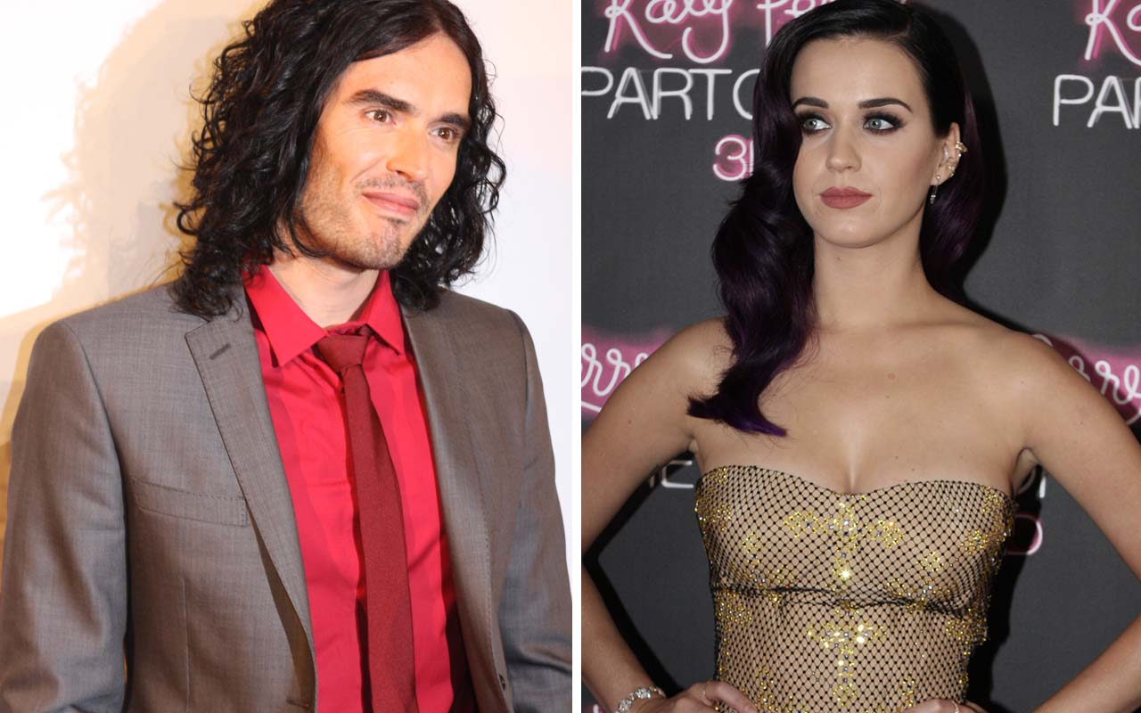 Katy Perry, Russell Brand, Space, SpaceX, suborbital flight, space, celebrity, facts, entertainment