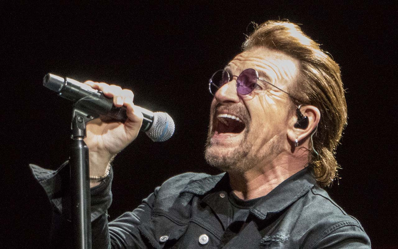 Bono, Indianapolis, concert, singer, entertainment, celebrity, facts, life