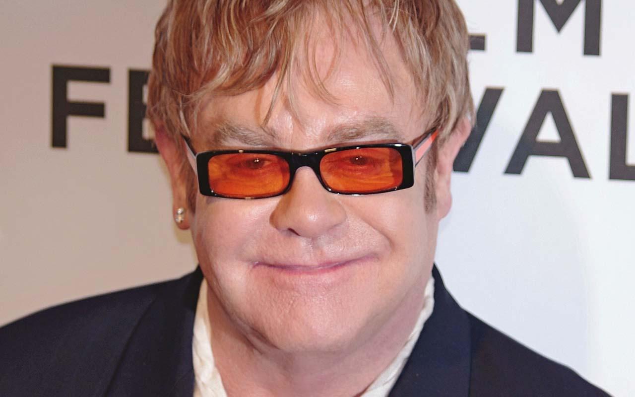 Elton John, facts, celebrities, entertainment, life, flowers, court