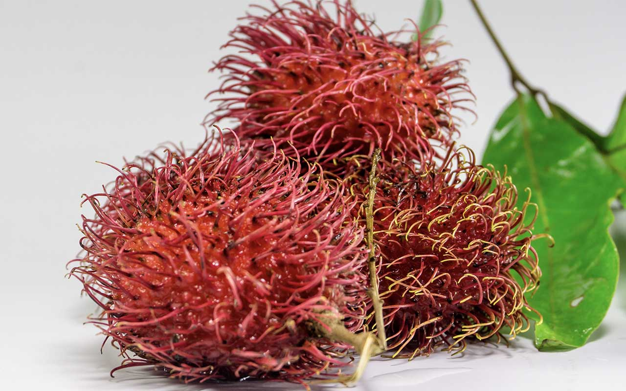 Rambutan, China, India, Asia, lichy, fruits, crazy fruits
