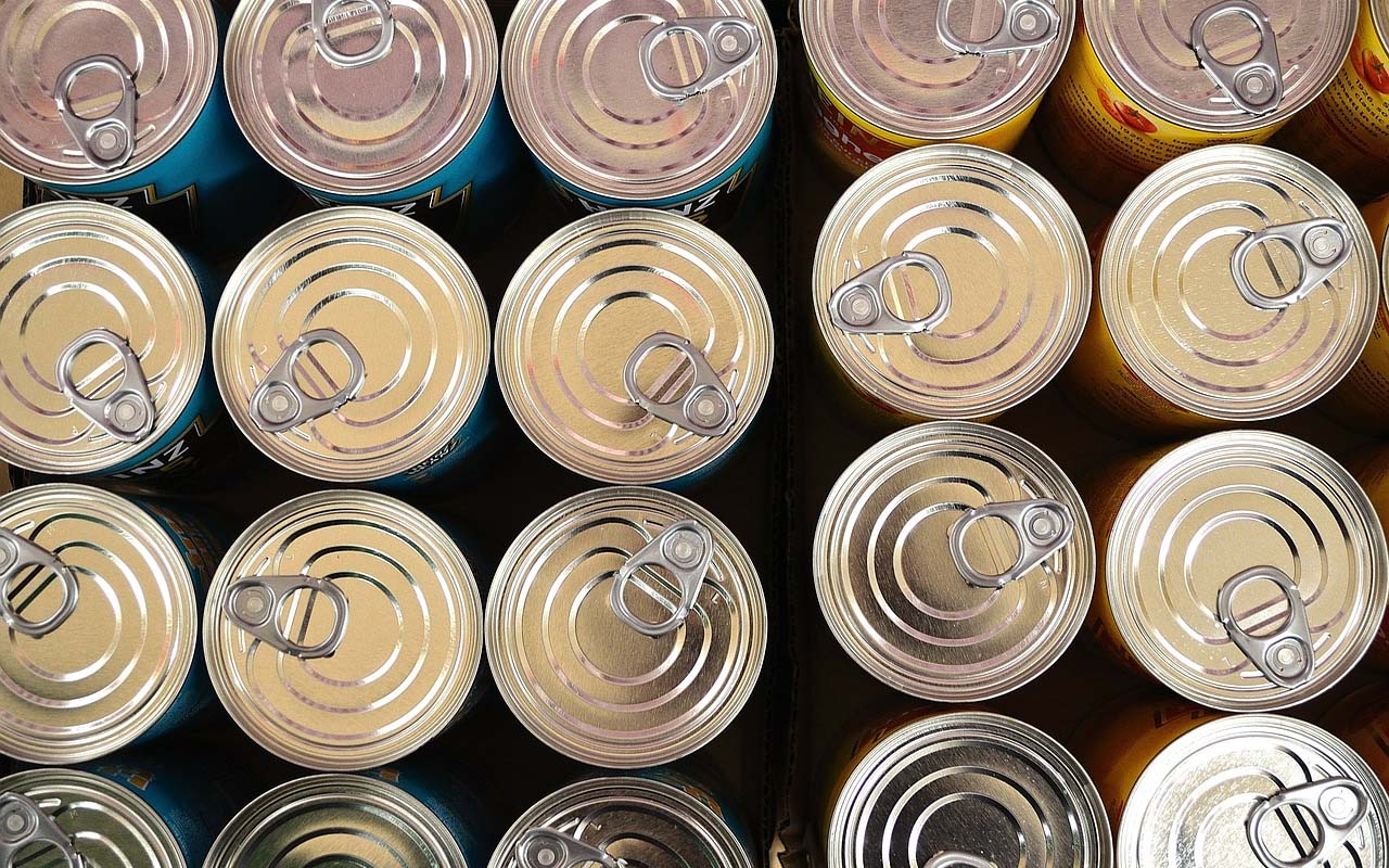 canned food, produce, facts, preservative, life