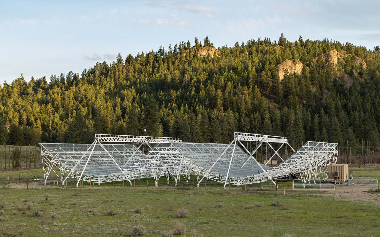 CHIME, Canada, science, research, radio telescope, facts