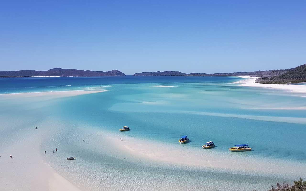Australia, beach, white beach, travel, tourism, solo travel, beauty