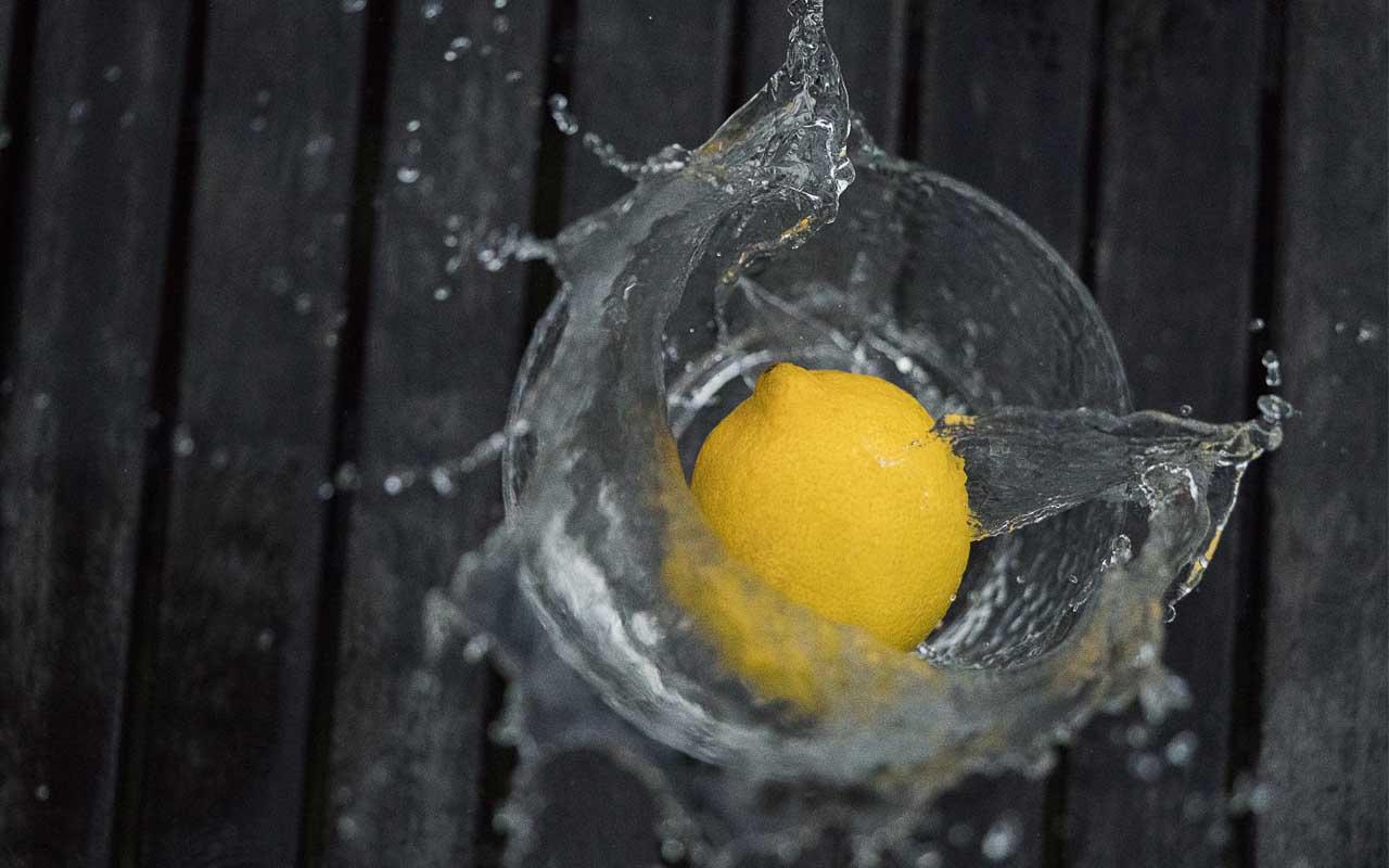 lemon, lime, food, drinks, beverages, science, floating