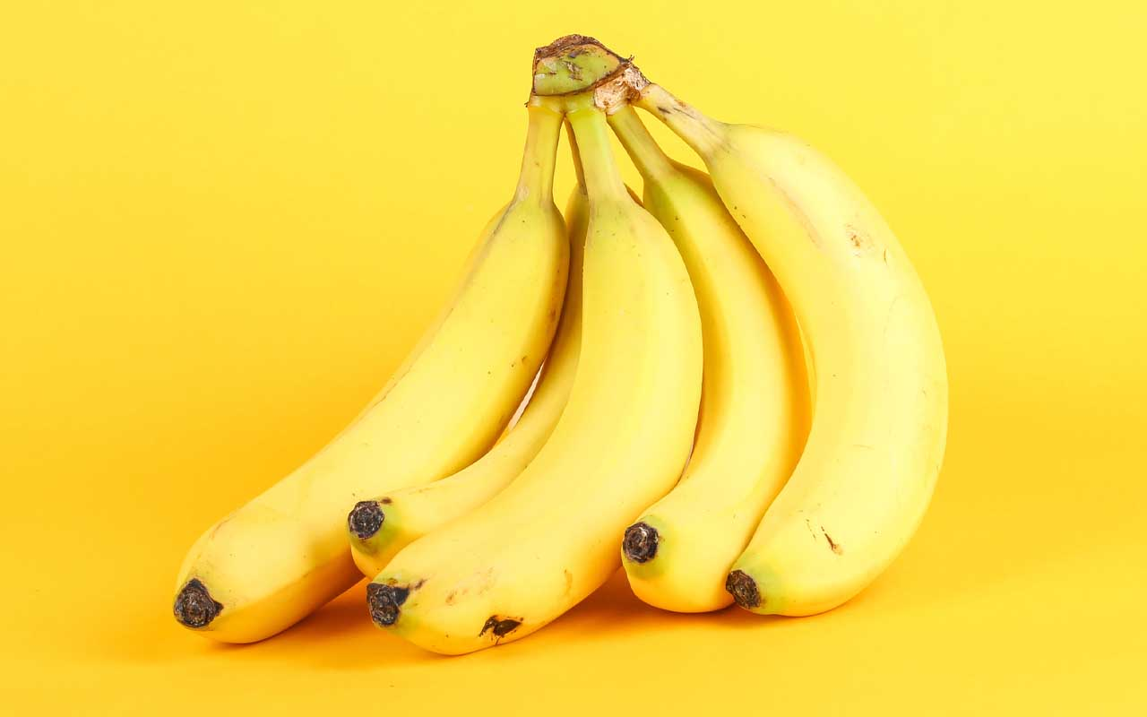 banana, ripen, chemical, science, nature