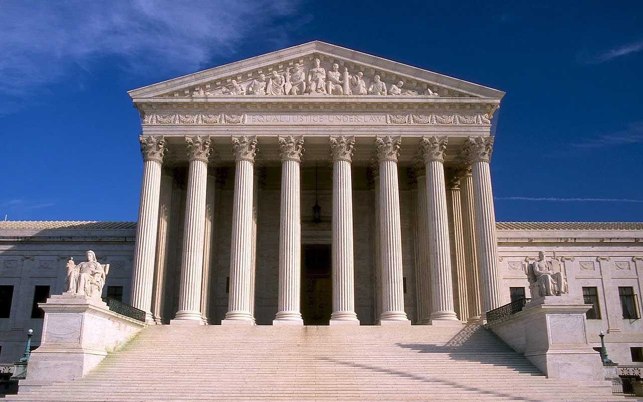 US Supreme Court, basketball court, NBA, highest court in the country