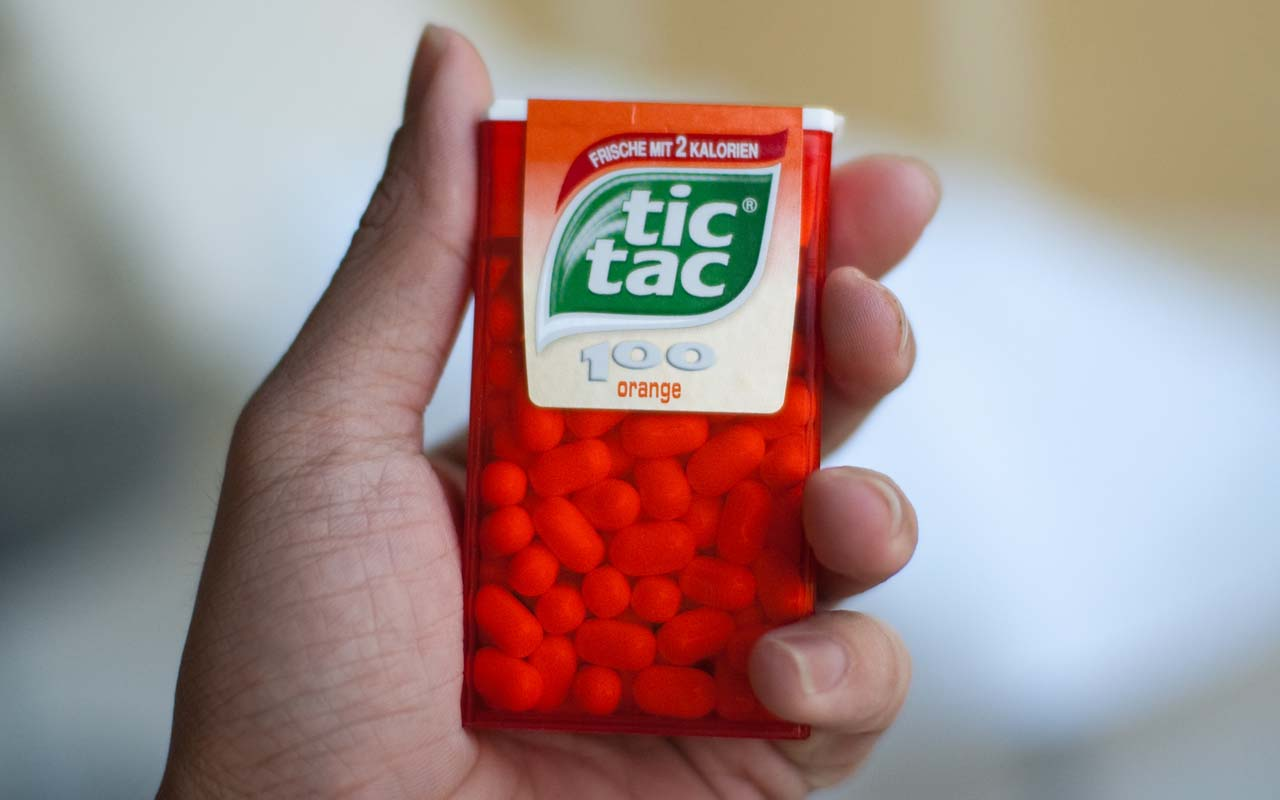 Tic Tac, sound, people, facts, candy, wonder, science, learn