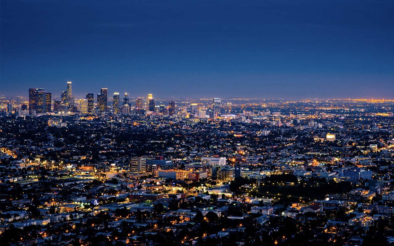 LA, Los Angeles, parking lot, facts, people, city, casinos
