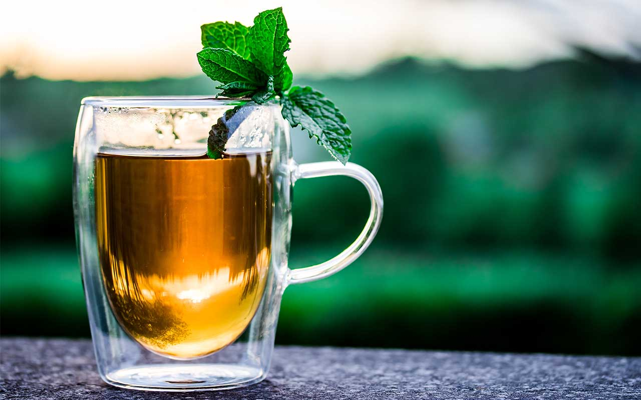 peppermint tea, before bed, night, sleep, sleeplessness, facts, science, people, life