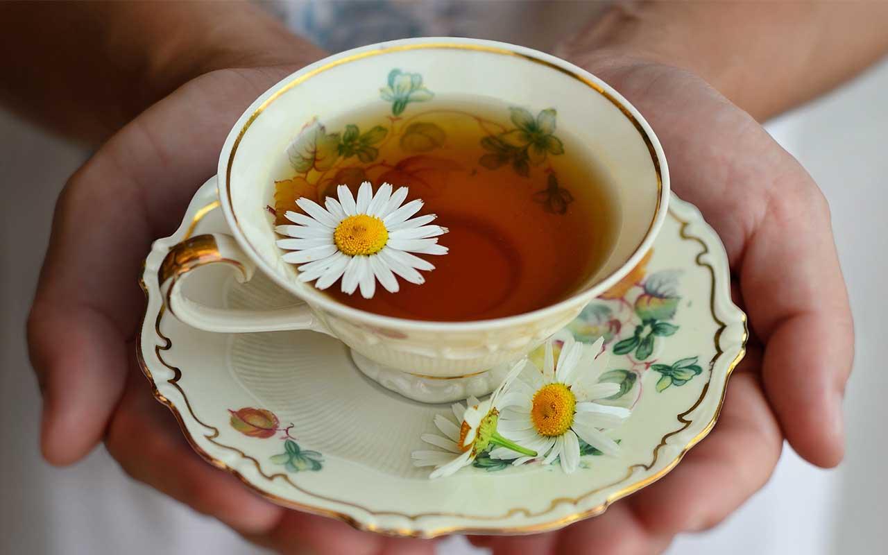Chamomile tea, facts, science, drinks, sleep better, life, weird