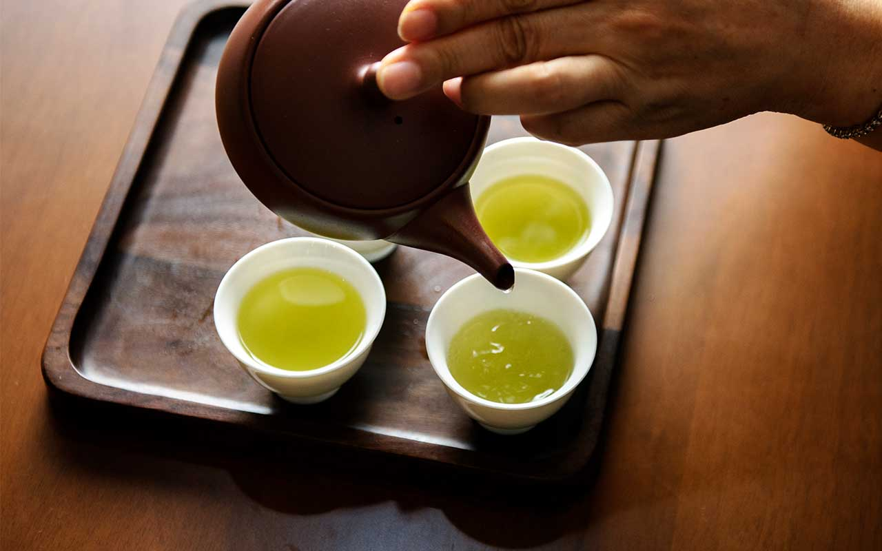 Green tea, herb, facts, science, entertainment, life, foods