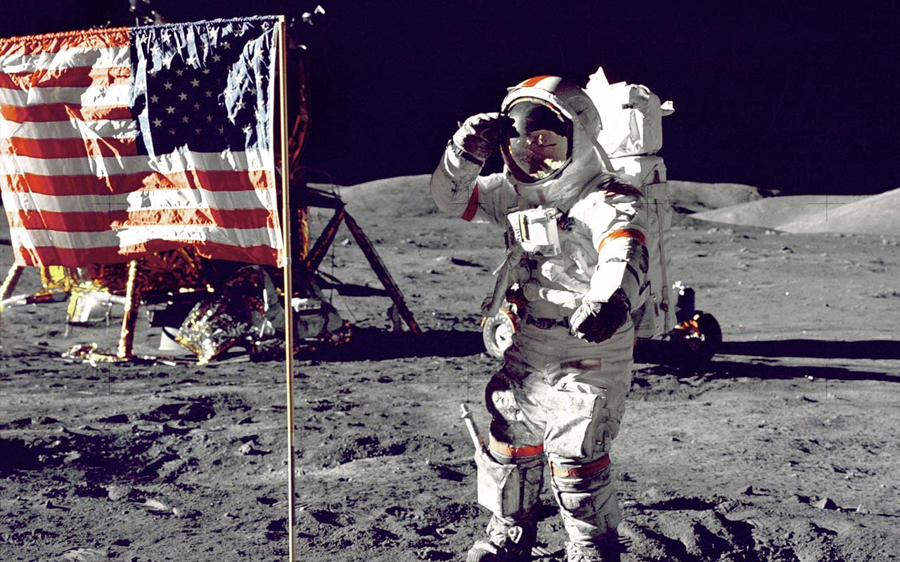 Moon landing, NASA, Apollo 11, Apollo mission, mission control, Houston, Texas, myth, facts, science, space shuttle