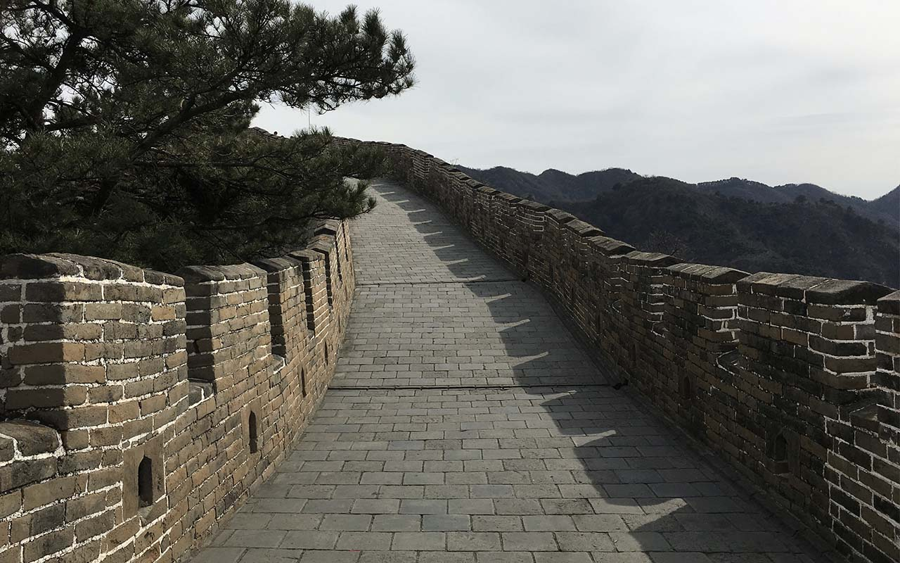 Great Wall of China, China, facts, history, rice, glue
