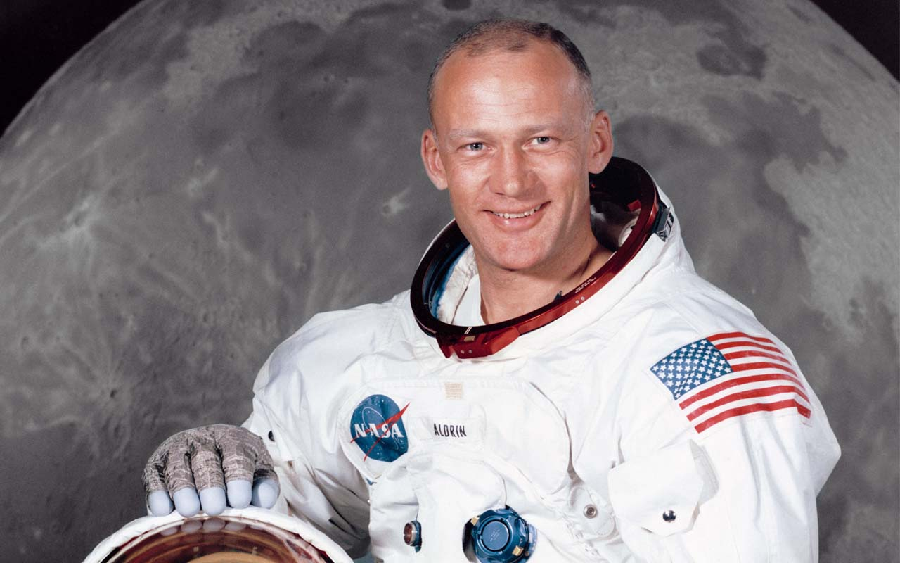 Buzz Aldrin, Apollo 11, moon landing, history in pictures, facts, Moon, lunar module